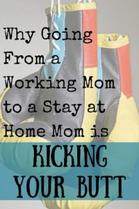 Are you struggling with your new job as a stay at home mom? Don't worry! You're not alone! In this two-part series, we look at why this transition is so tough and how to make it easier.