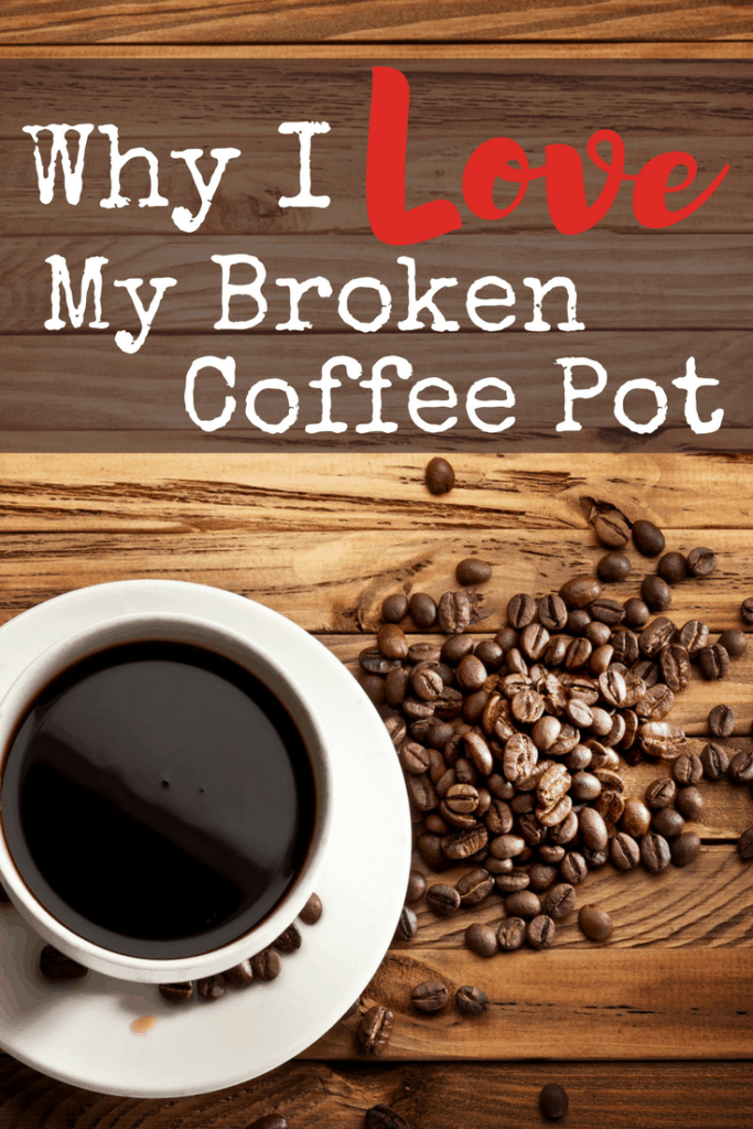 What do a broken coffee pot and a successful investment portfolio have in common? Everything, actually. The choice to get out of debt is easy. The actions required to make that choice a reality are hard. Here is one way to reduce debt and build savings that you may not have considered.
