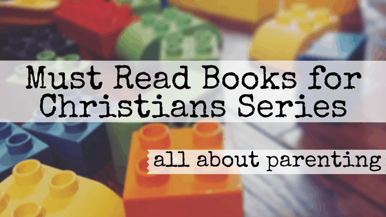 Do you ever feel like your failing at this parenting thing? Then you're in good company because parenting is hard. And while there is no manual to give you all the answers, these five parenting books for Christians will help you to parent in way that points your kids back to Christ. #bookstoread #readinglist #parentingbooks