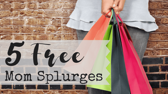 Are you looking for a way to treat yourself AND stay within your budget? Then these five free mom splurges are exactly what you need! All five are great ways to relax and recenter yourself without spending a dime. Plus a free printable! What could be better?!