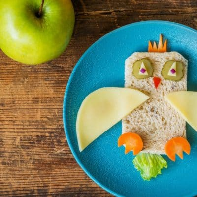 Your Kid's School Lunch is Like Bronchitis: Ain't Nobody Got Time for That