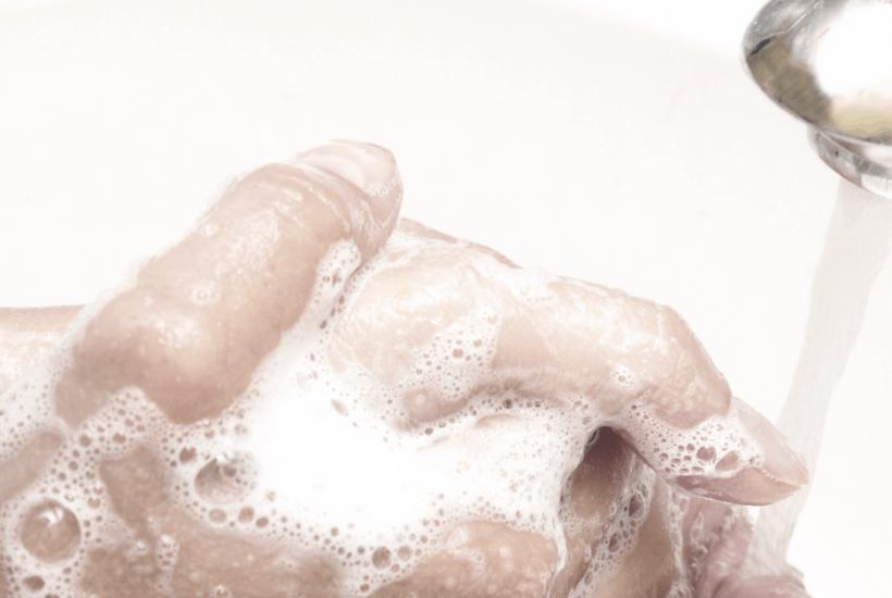 Cheap DIY Foaming Hand Soap