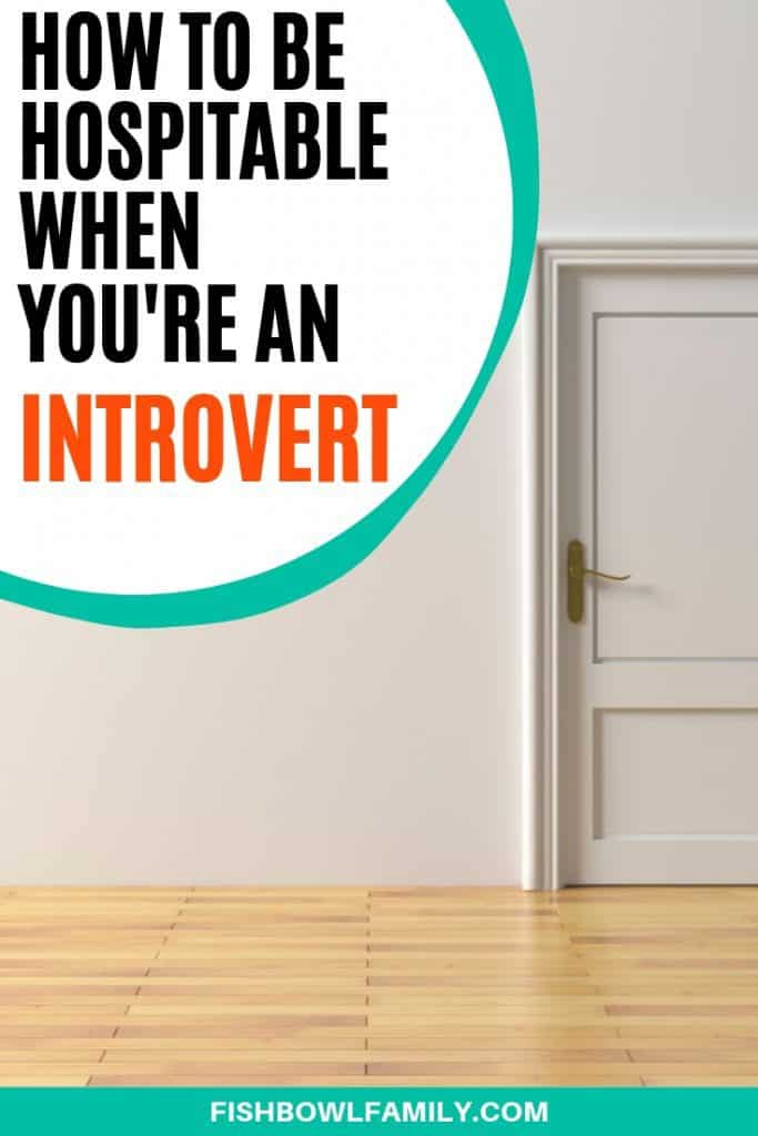 How to Be Hospitable When You're an Introvert