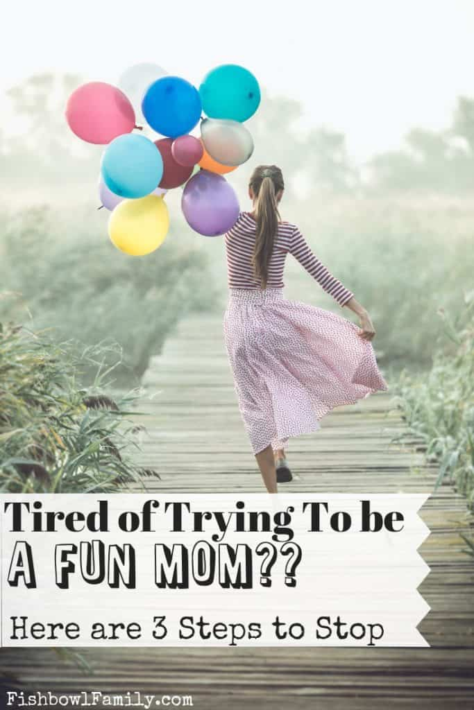 I'm Not a Fun Mom