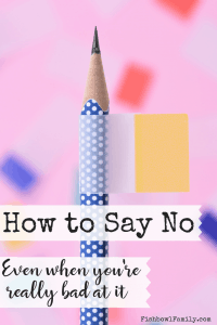 Have you ever said yes to a task that you really didn't want to do just because it's so dadgum hard to tell people no?? We've been there too. And while it's not easy to learn how to say no, it is necessary. With these 3 steps, you can make sure that every yes is actually the best thing for everyone.