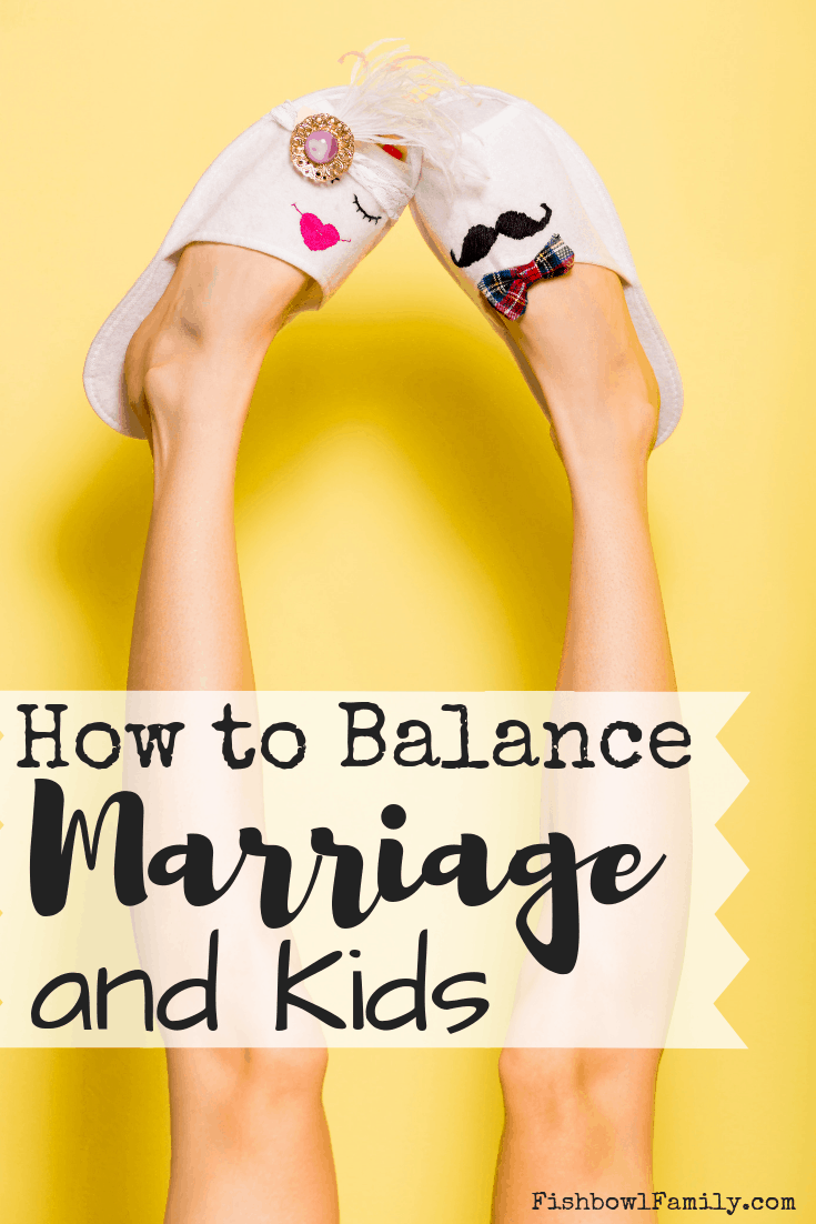 Do you ever feel like you have to choose between being a good mom and a good wife? Do you long to find balance in your relationships and harmony in your home? These three tips will help you to balance kids and marriage like a pro.
