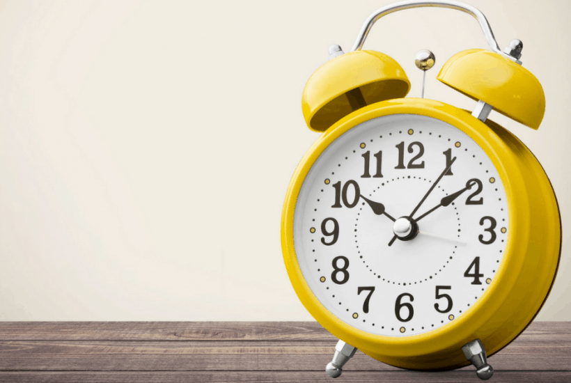 Do you struggle with being late? Do you then struggle with feeling guilty about being late? I did too for years. Then one simple realization changed it all. I'm late just as much as I ever was. I just don't care.