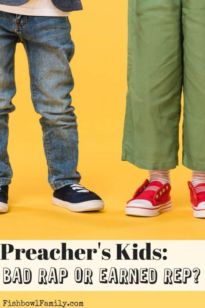 Preacher's Kids