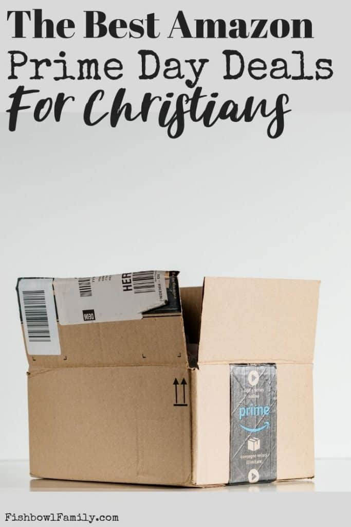 Prime Day Deals for Christians