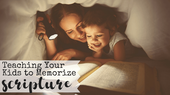 Do you want to teach kids to memorize scripture, but you feel overwhelmed with how to start? We totally understand. Read this post to get some great tips and 5 free printable scriptures that are a great starting point for your family's scripture memory journey. #scripturememory #bibleverses
