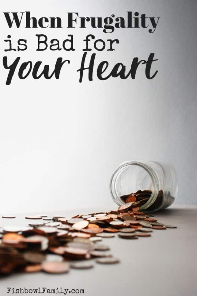 when being frugal hurts your heart