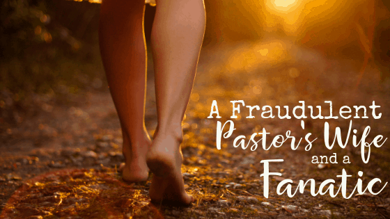 Have you ever seen someone with their life totally together and wanted to trade places with them? Me too. And I'm the one on the front row of the church who is suppose to have it all together. But I don't. Because I am a fraudulent pastor's wife. #ministry #pastorswife #fraud #fanatic #fake #failure