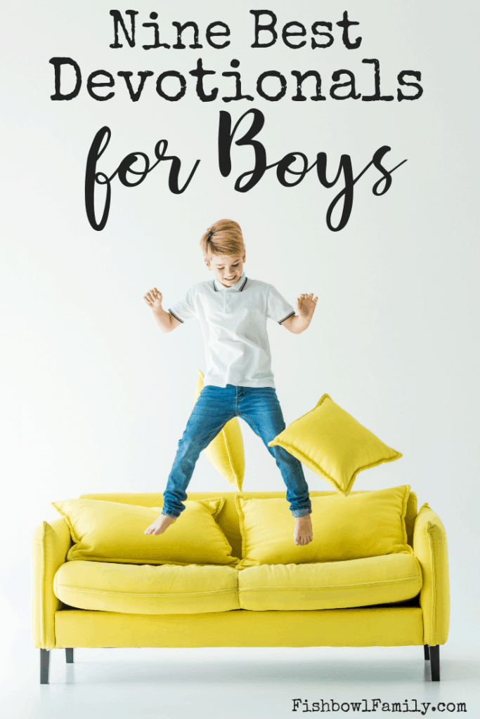Best Devotionals for Boys