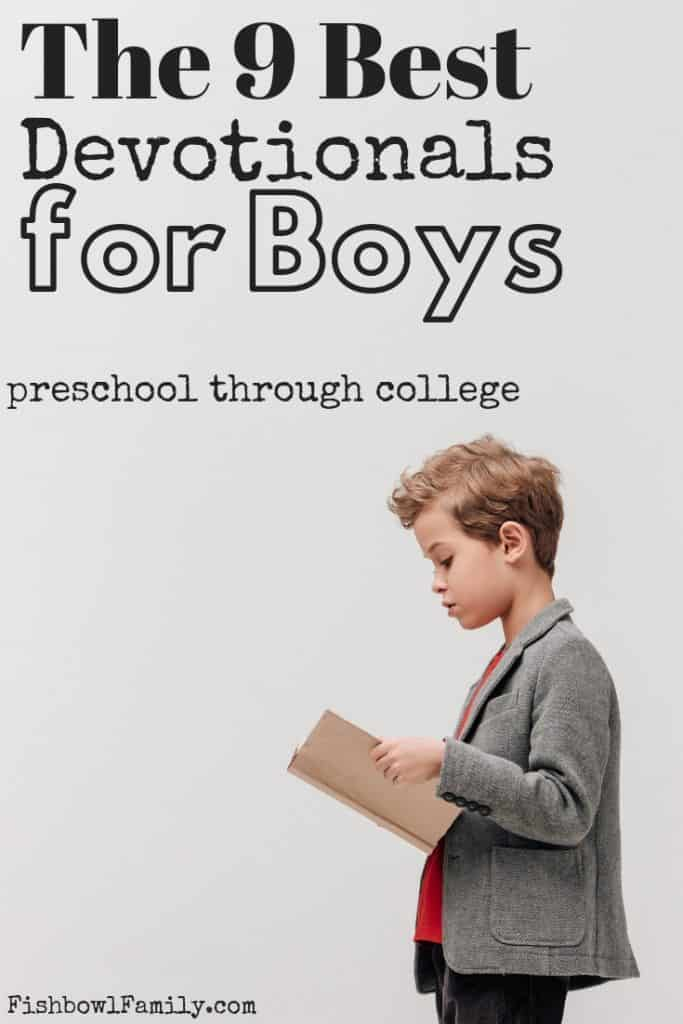 Best Devotional for Boys