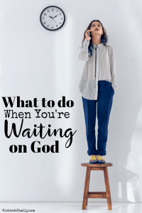 Waiting isn't fun, but sometimes it is necessary. Knowing this usually doesn't make it any easier though. So what are Christians supposed to do when God calls us to just wait? Here is one lesson the Bible teaches us about waiting on God. If we can get this right, maybe the waiting will be easier too. #patience #obedience #waitingongod